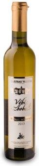 Víno Muškát moravský Chateau Valtice - výběr z bobulí