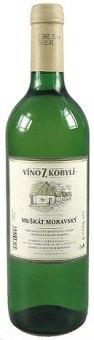 Víno Muškát moravský Víno z Kobylí