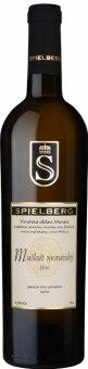Víno Muškát moravský Spielberg - pozdní sběr