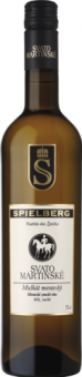Víno Muškát moravský Spielberg - svatomartinské