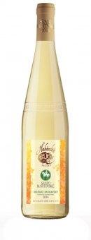 Víno Muškát moravský Habánské sklepy - svatomartinské
