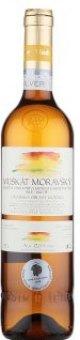 Víno Muškát moravský Vinařství Vladimír Tetur