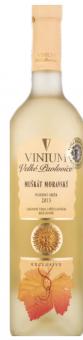 Víno Muškát moravský Vinium Velké Pavlovice - pozdní sběr