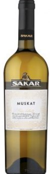 Víno Muskat Sakar