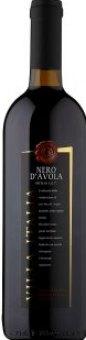 Víno Nero D´Avola Villa Italia