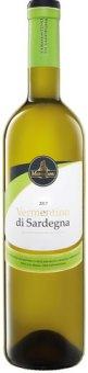 Víno Nuragus di Cagliari MonteJanu