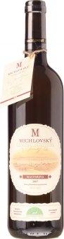 Víno Organic Malverine Michlovský