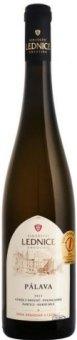 Víno Pálava Chateau Lednice - výběr z hroznů