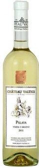 Víno Pálava Chateau Valtice - výběr z hroznů