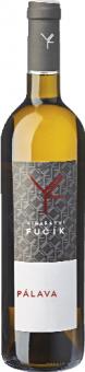 Víno Pálava Vinařství Fučík - pozdní sběr
