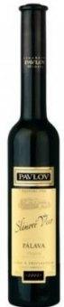 Víno Pálava Vinařství Pavlov - slámové