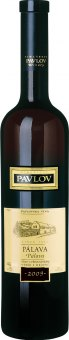 Víno Pálava Vinařství Pavlov - výběr z hroznů