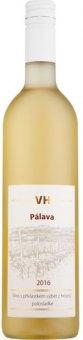 Víno Pálava Vinice Hranice - výběr z hroznů