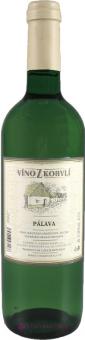 Víno Pálava Víno z Kobylí