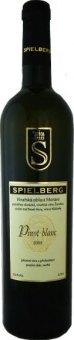 Víno Pinot Blanc Spielberg - pozdní sběr