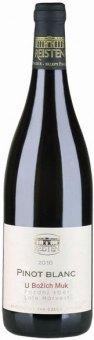 Víno Pinot Blanc Vinařství Reisten - pozdní sběr