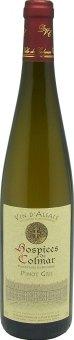Víno Pinot Gris Hospice de Colmar Vin D'Alsace