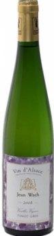 Víno Pinot Gris Jean Wach Vin D'Alsace