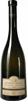 Víno Pinot Gris Tanzberg Mikulov - pozdní sběr