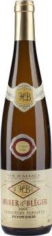 Víno Pinot Gris Vendange Tardive Huber&Bléger