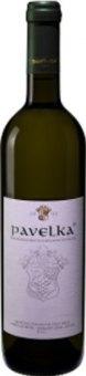 Víno Pinot Gris Vinařství Pavelka a syn - výběr z hroznů