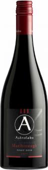 Víno Pinot Noir Astrolabe