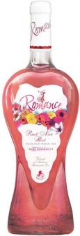 Víno Pinot Noir Rosé Romance