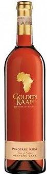 Víno Pinotage Rosé Cuvée Western Cape Golden Kaan