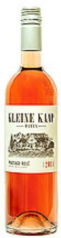 Víno Pinotage Rosé Kleine Kaap