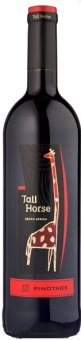 Víno Pinotage Tall Horse