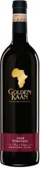 Víno Pinotage Western Cape Golden Kaan