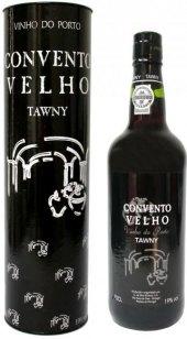 Víno červené Tawny Porto Convento Velho