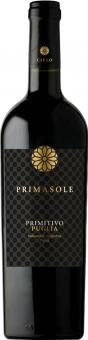Víno Primitivo Primasole Cielo