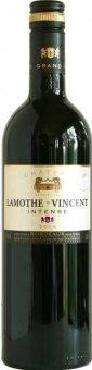 Víno Red Bordeaux Chateau Lamothe Vincent