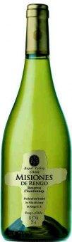 Víno Reserva Chardonnay Misiones de Rengo