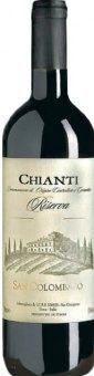 Víno Reserva Chianti