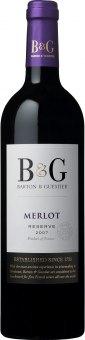 Víno Reserve Barton&Guestier