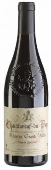 Víno Réserve Grand Vallon Châteauneuf du Pape