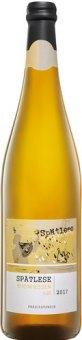 Víno Rheinhessen Spätlese - pozdní sběr