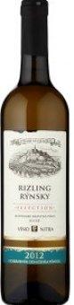 Víno Rizling rýnský Selection Víno Nitra
