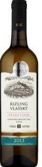 Víno Rizling vlašský Víno Nitra