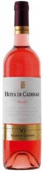 Víno Rosado Hoya De Cadenas Vincente Gandia
