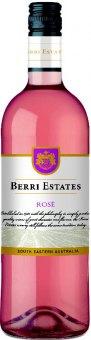 Víno Rosé Berri Estates