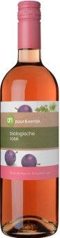 Víno Rosé bio Puur&Eerlijk Basic