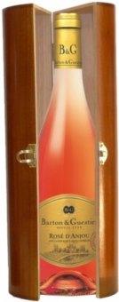 Víno Rosé D´Anjou Barton&Guestier - dárkové balení