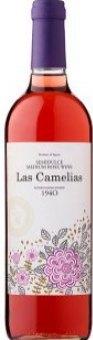 Víno Rosé Las Camelias