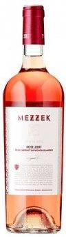 Víno Rosé Mezzek Chateau Menada