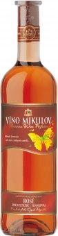 Víno Rosé Motýl Víno Mikulov