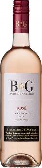 Víno Rosé Reserve B&G