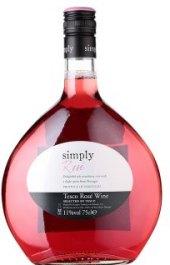 Víno Rosé Simply